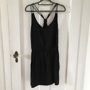 Amanda Uprichard silk mini dress